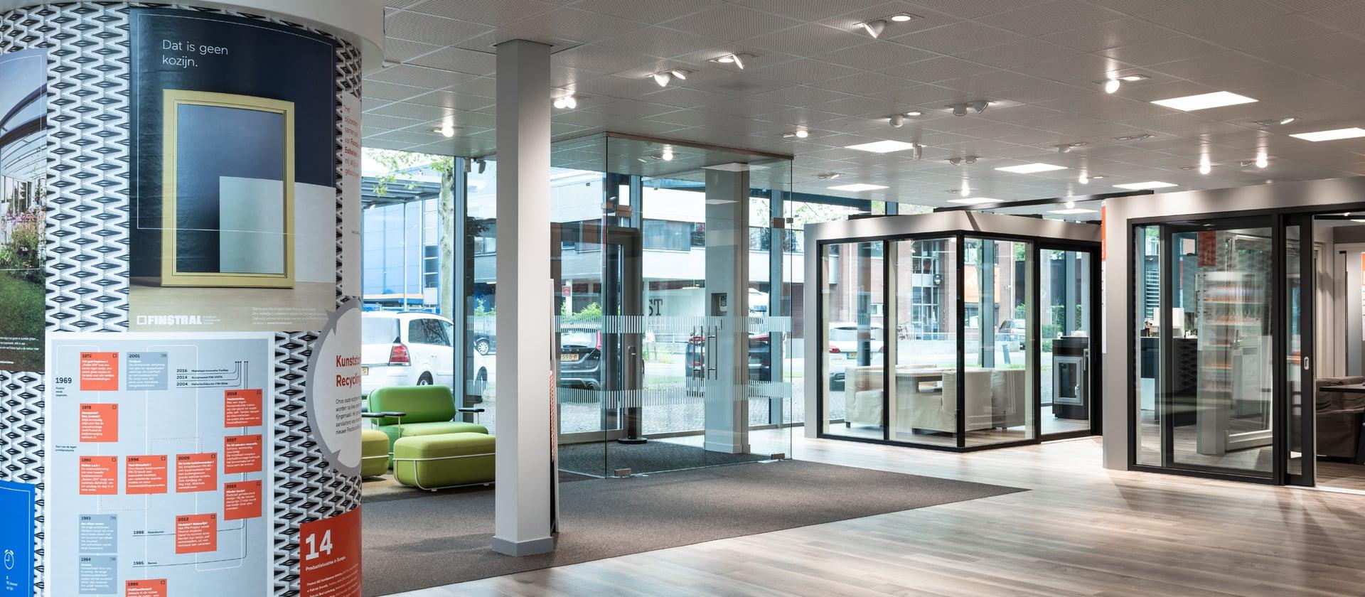 Finstral Studio Apeldoorn