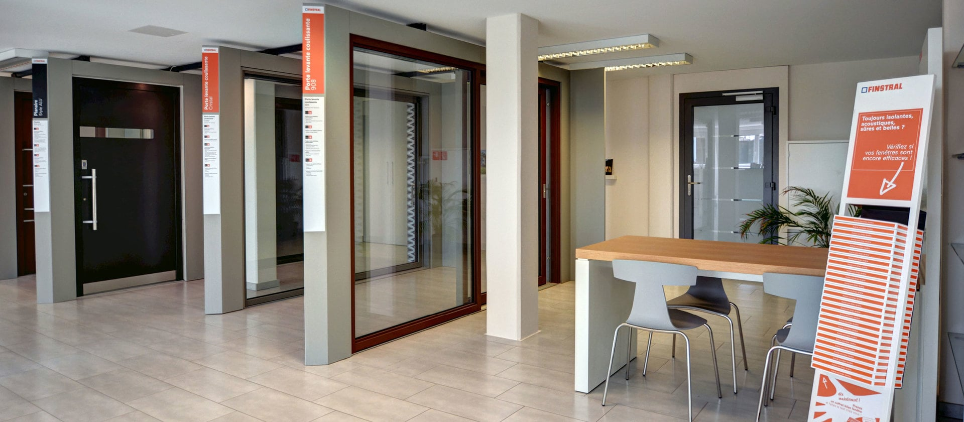 Finstral Studio Poliez-Pittet