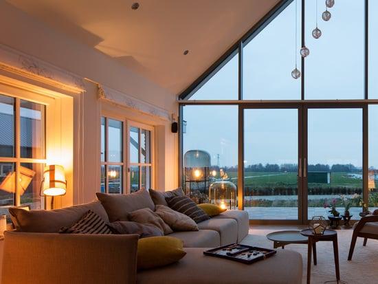 A gama de janelas Finstral