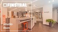 Finstral Studio Rom