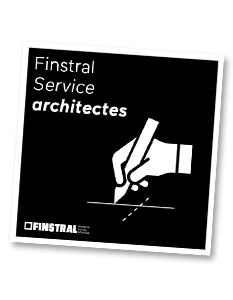 Finstral Service architectes