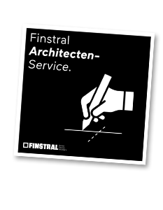 Finstral Architecten-Service.