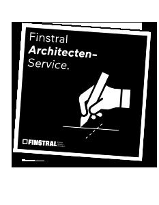 Finstral Architecten-Service.