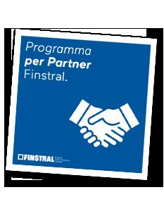 Programma per Partner Finstral.