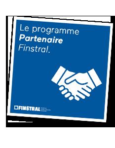 Le programme Partenaire Finstral.