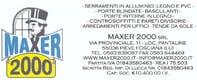 IMP MAXER 2000 SRL