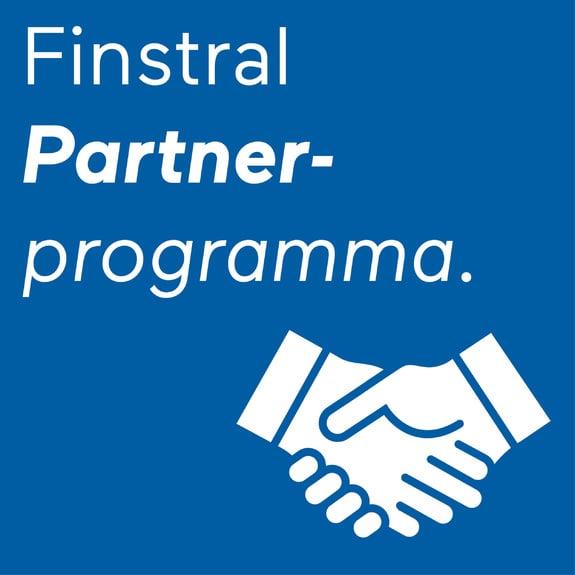 Finstral is uw partner voor groei.