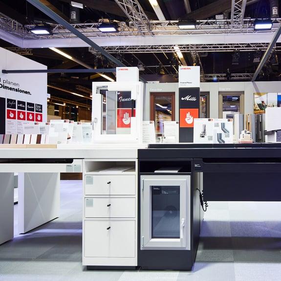 Desk di progettazione Finstral