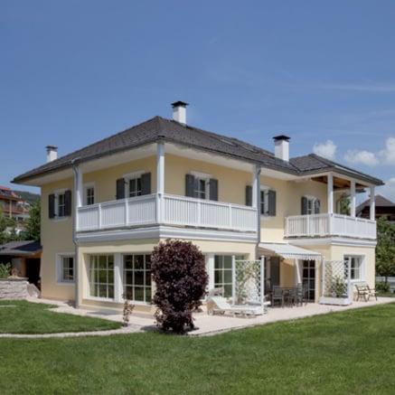 Villa au bord du Ritten