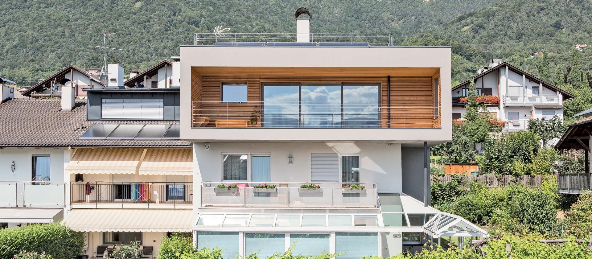 Casa en el lago Kalterer