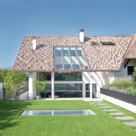 Villa sur la route des vins