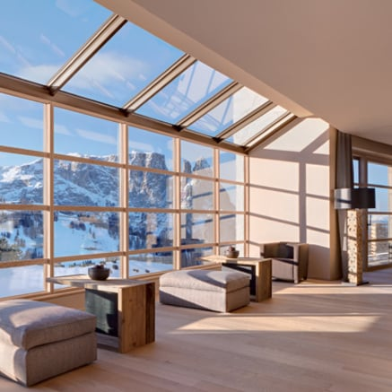 Alpina Dolomites Lodge