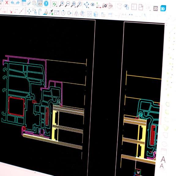 CAD-tekeningen