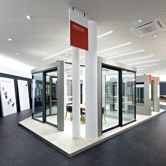 Finstral studio's en Partnerstudio's