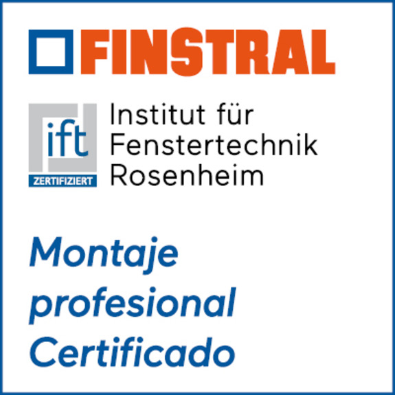 Certificación ift/Finstral