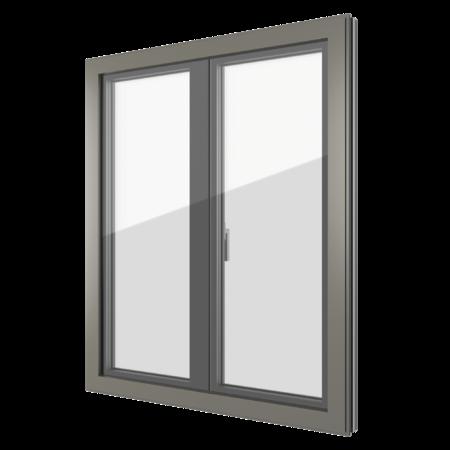 FIN-Project Nova-line Plus Alumínio-alumínio