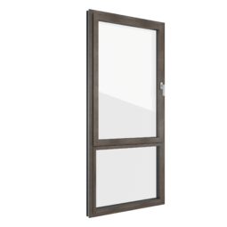 FIN-Project Nova-line 78/95 Aluminium-Holz