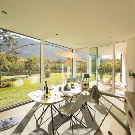 La mia veranda Finstral.