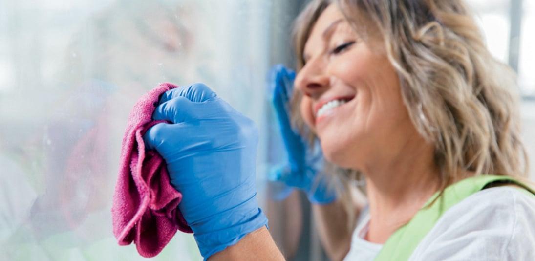 Handleiding over ramen reinigen