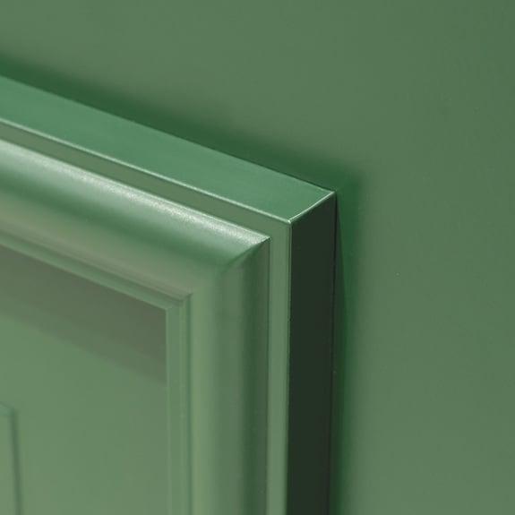 Las superficies de aluminio son bonitas y de gran calidad.