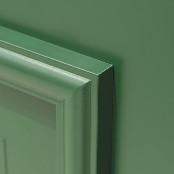 Aluminium-oppervlakten zijn rondom mooi en hoogwaardig.