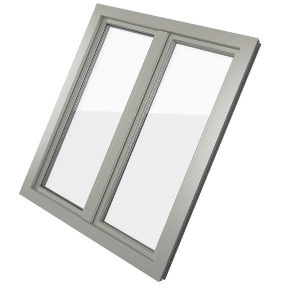 In kunststof of aluminium verkrijgbaar.