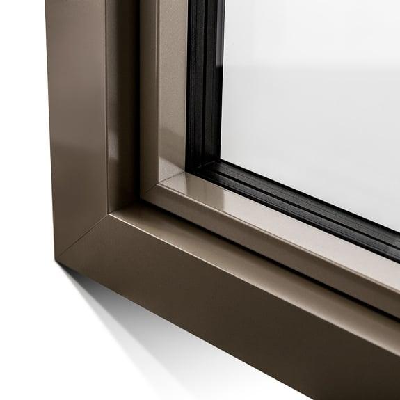 Disponibles tanto en PVC como aluminio.