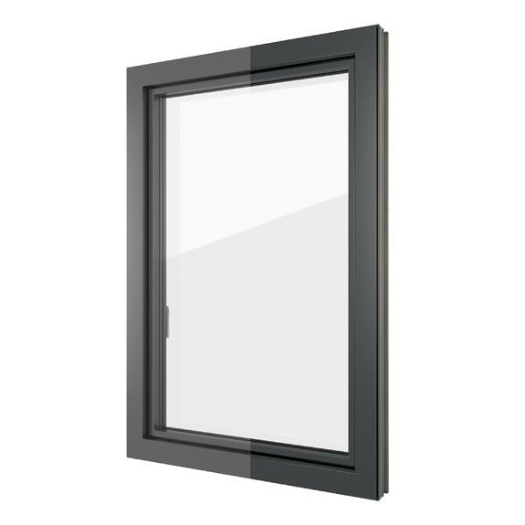 FIN-Window Slim-line C/N: ¿con formas redondeadas o rectas?
