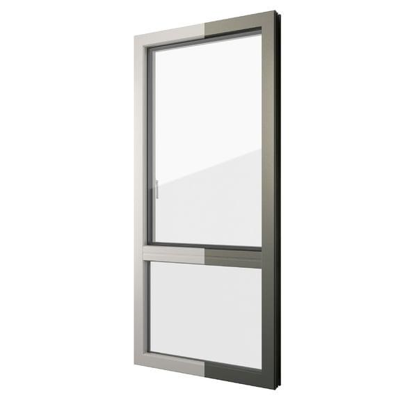FIN-Window Nova-line C/N: ¿con formas redondeadas o rectas?