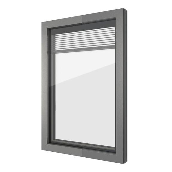 FIN-Window Nova-line Plus C/N y Twin C/N: ¿con formas redondeadas o rectas?