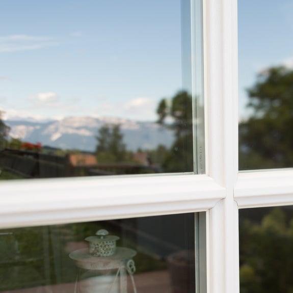 Verdelingen in het glas zijn er in drie designvarianten: