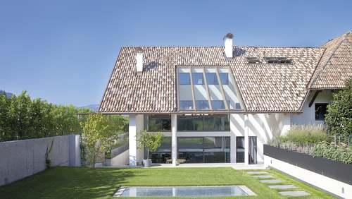 Vidro com proteção solar