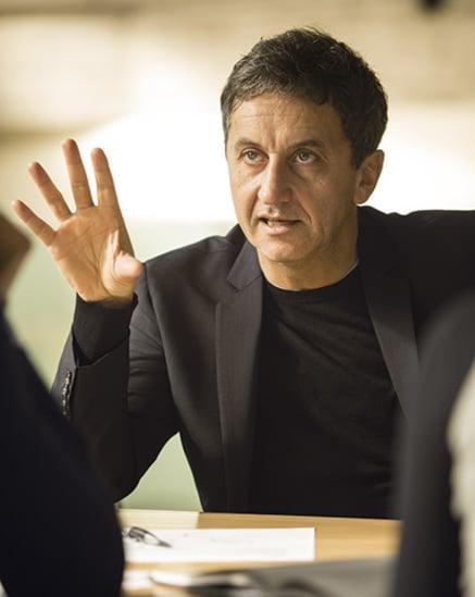 Architect Alessandro Bucci