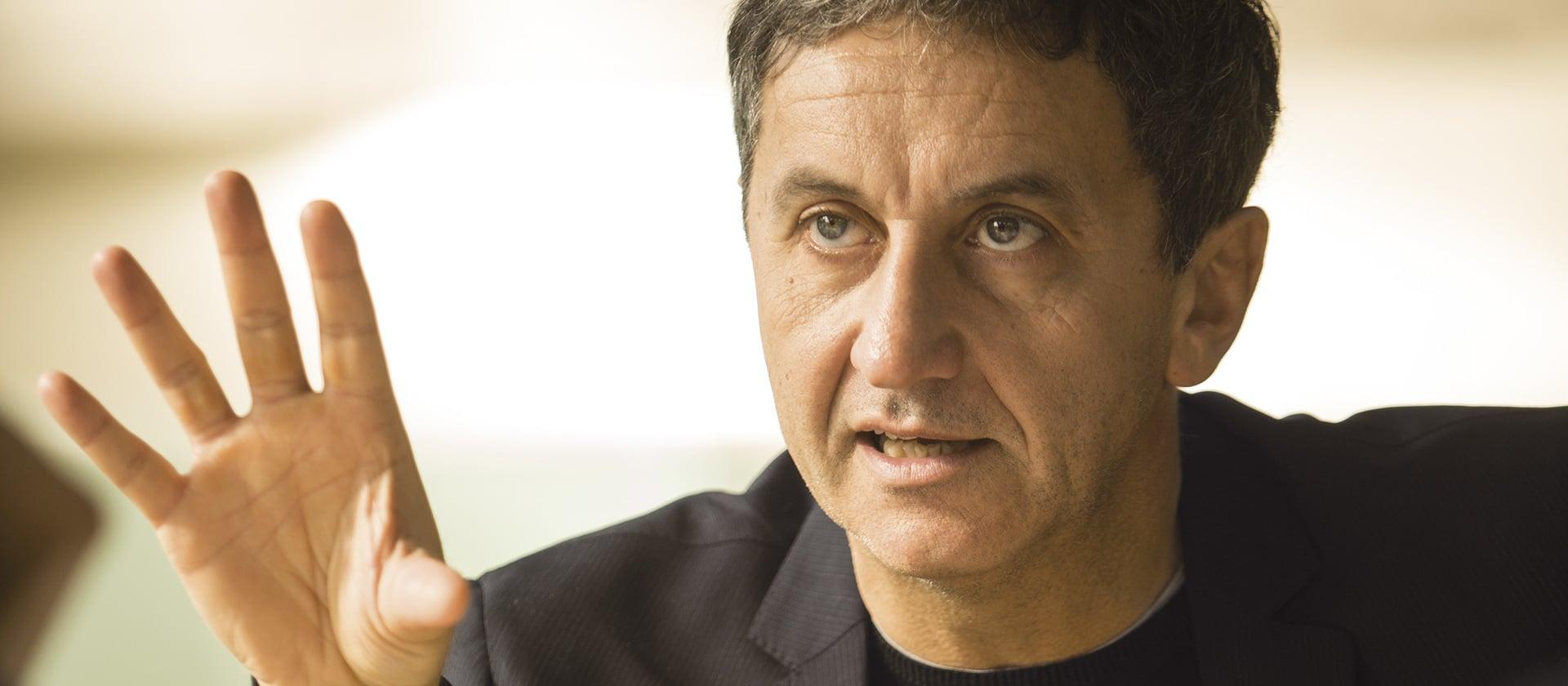 Architekt Alessandro Bucci