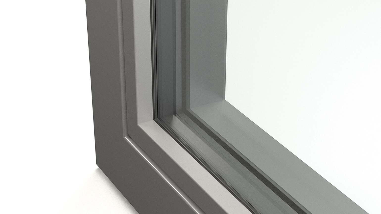 Doppio vetro a bassa emissività Plus-Valor