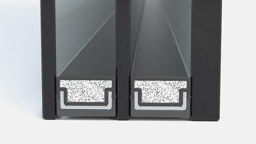 Vidros com proteção acústica