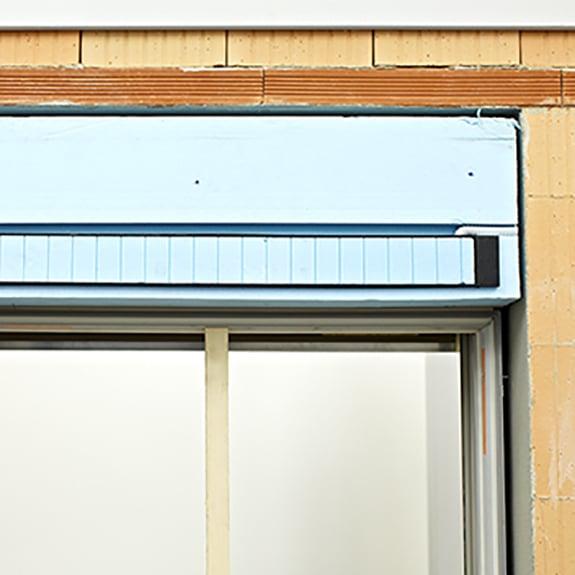 Eine Revolution in der Fenstermontage.
