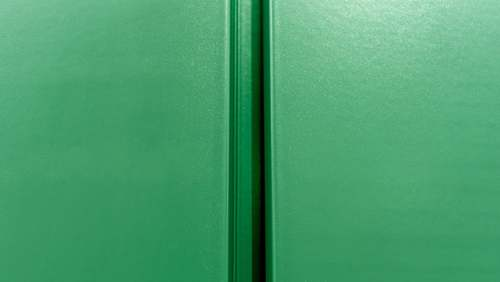 Aluminium effen kleur