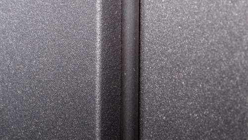 Effets de surface de l'aluminium
