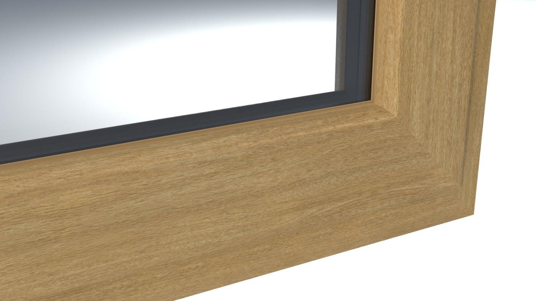 19 Roble estructurado madera