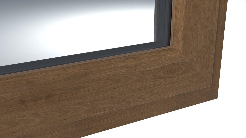 55 Nogal estructurado madera