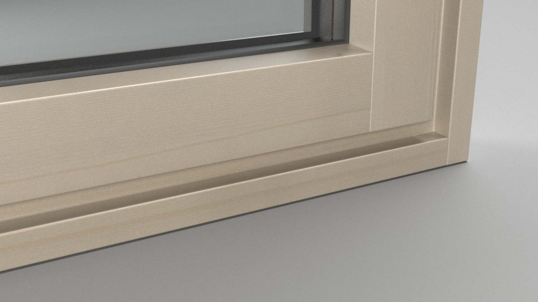 1X06 Épicéa gris beige