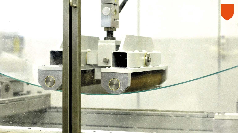 Vidro de segurança temperado Bodysafe (ESG)