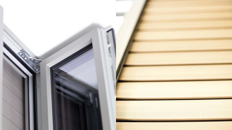 Ventilatievleugel Classic-line Vent