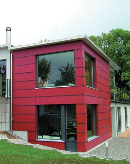 Einfamilienhaus in Frauenfeld