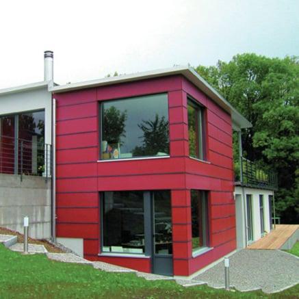 Maison individuelle à Frauenfeld