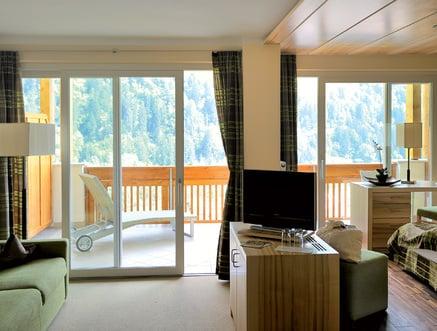 Hotel Alpenschlössl en Val Passiria