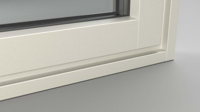 1X08 Abeto branco pérola liso