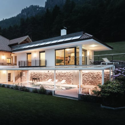 Huis in Unterinn