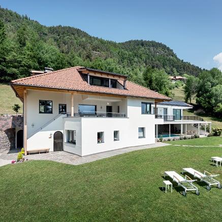 Casa privata sul Renon